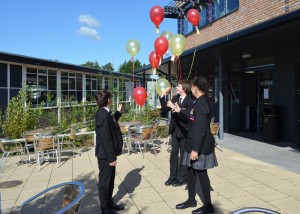 poetry balloons