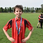 Year 7 Boys winner