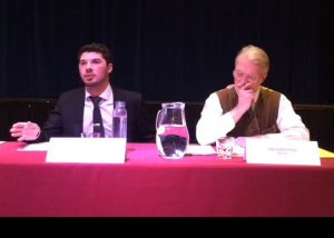 Election hustings 2