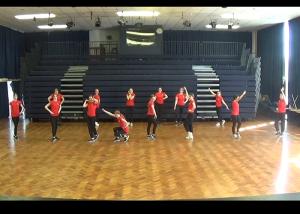 Charlston Dance workshop 1